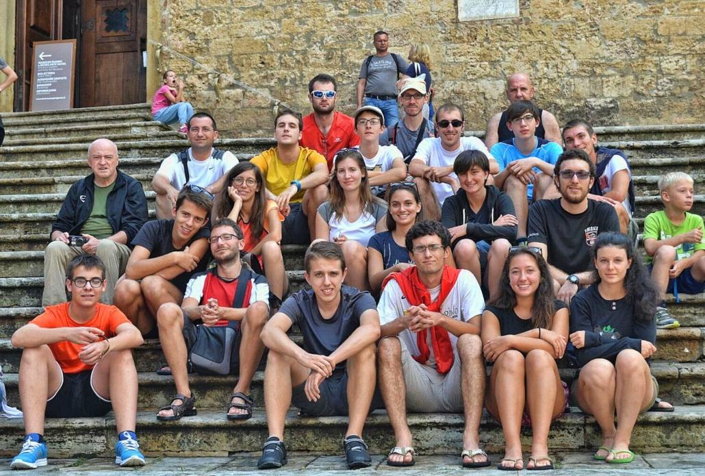 Collegiata di Santa Maria Assunta, conosciuta anche come il Duomo di San Gimignano