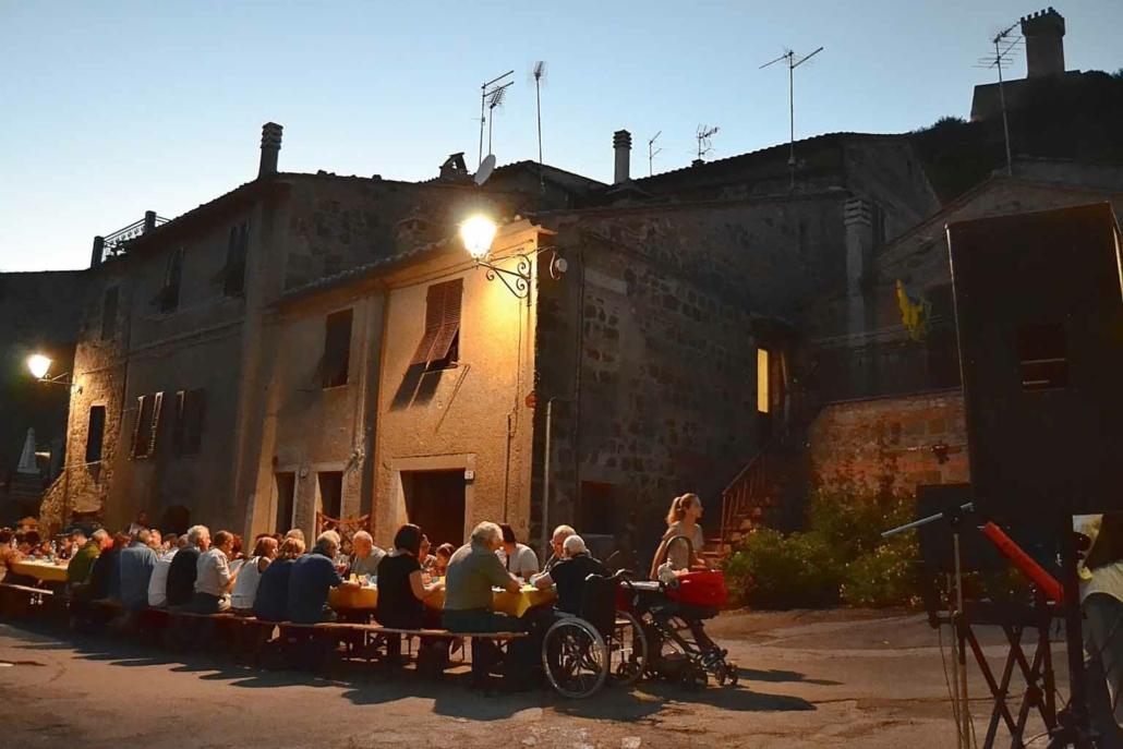 Radicofani - Festa di San Giovanni Battista