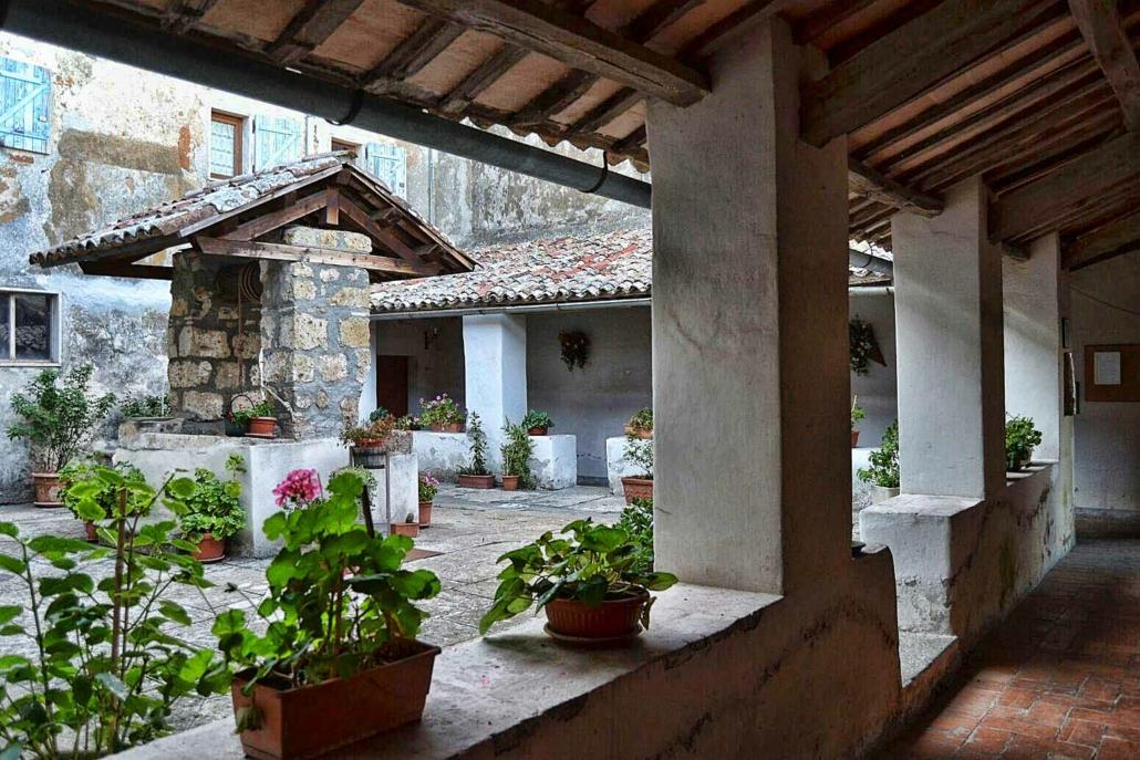 Casa di san Lazzaro ad Acquapendente