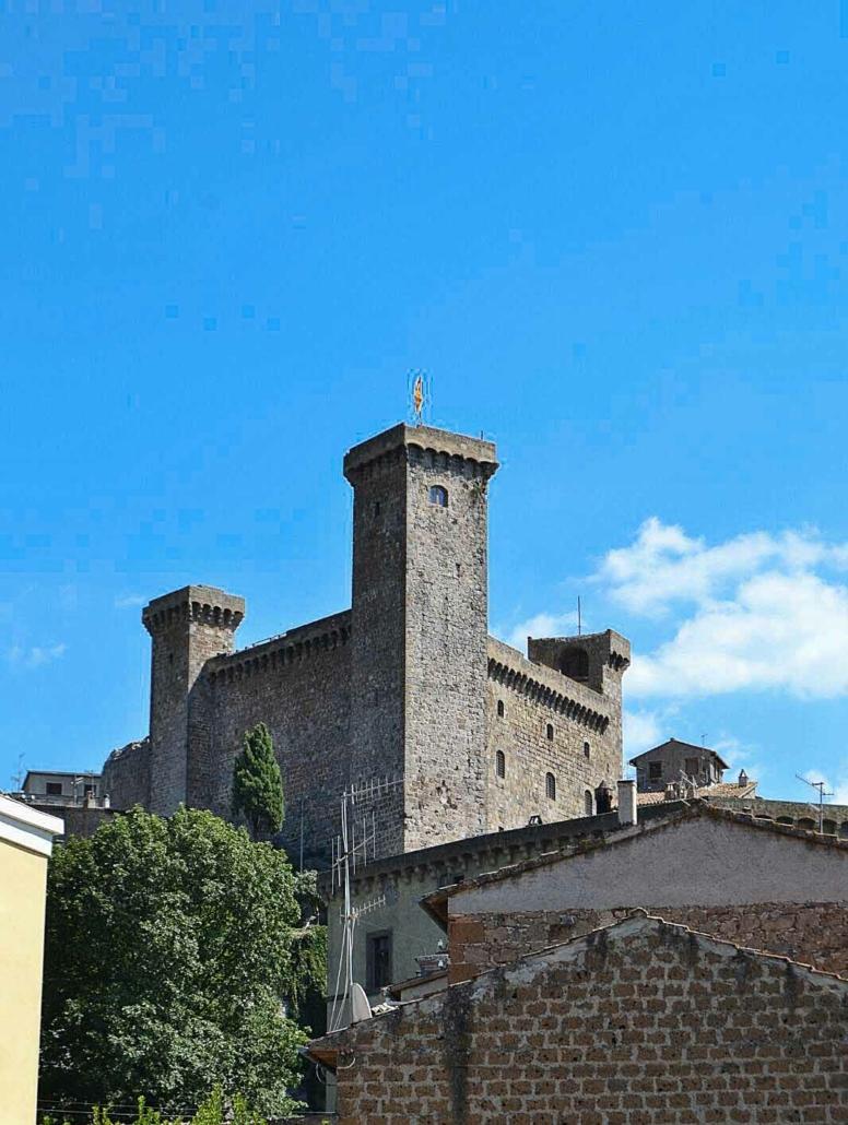 Bolsena - Castello
