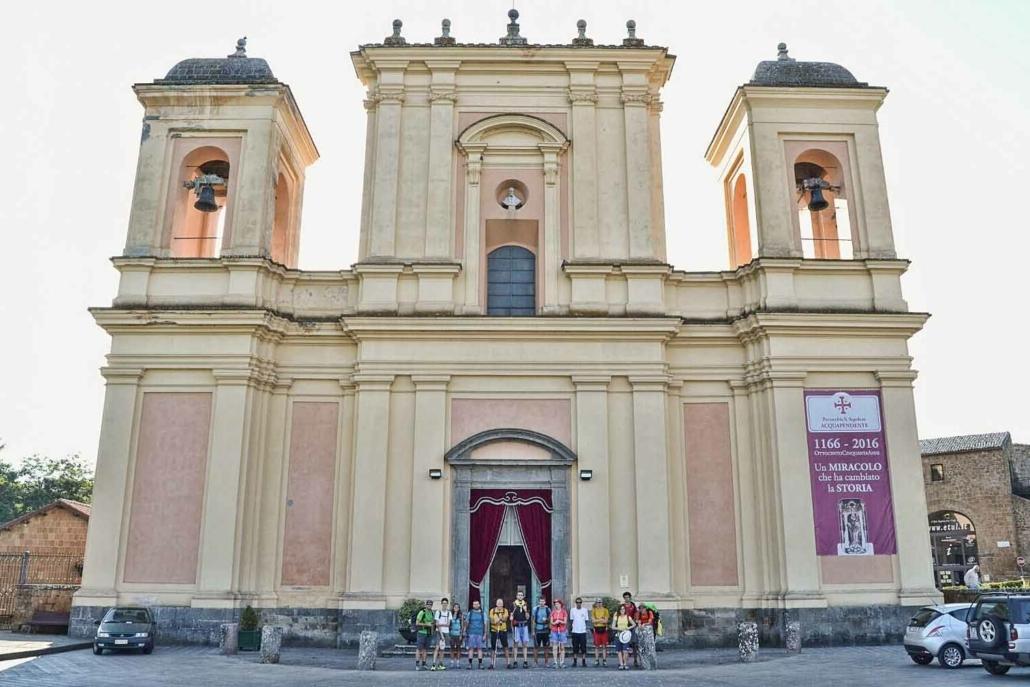 Basilica del Santo Sepolcro - Acquapendente