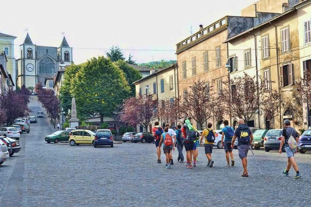 San Martino al Cimino - Chiesa Circestense