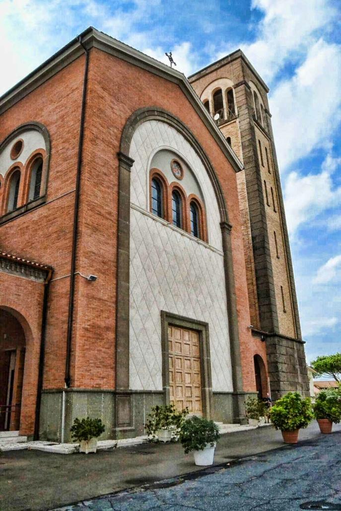 La Storta - Cattedrale di Santa Rufina